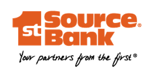 Logo for 1st Source Bank