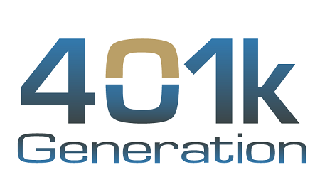 Logo for 401K Generation, Inc.
