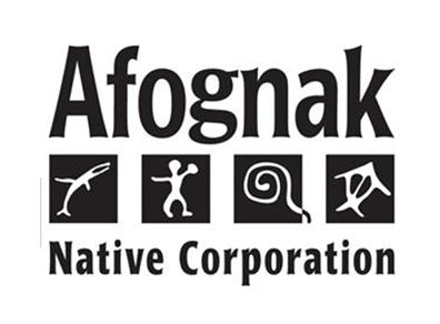 Logo for Afognak Native Corporation