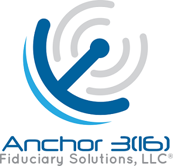 Logo for Anchor 3(16) Fiduciary Solutions, LLC
