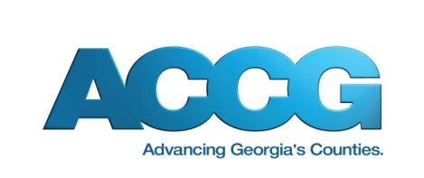 Logo for Association County Commissioners of Georgia