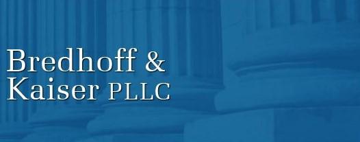Logo for Bredhoff & Kaiser, PLLC