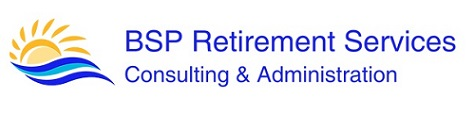 Logo for BSP Retirement Services