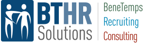 Logo for BTHR Solutions