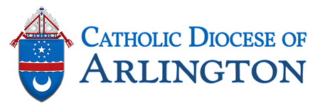 Logo for The Catholic Diocese of Arlington