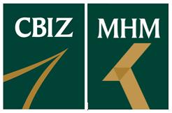 Logo for CBIZ