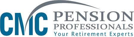 Logo for CMC Pension Professionals