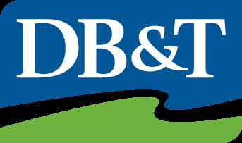 Logo for Dubuque Bank and Trust