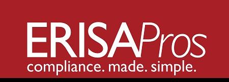 Logo for ERISA Pros, LLC