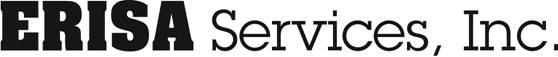 Logo for ERISA Services, Inc.