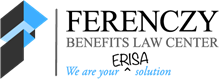 Logo for Ferenczy Benefits Law Center