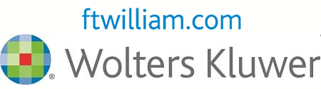 Logo for ftwilliam.com / Wolters Kluwer