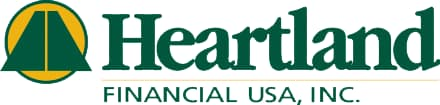 Logo for Heartland Financial