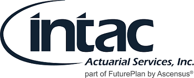 Logo for Intac Actuarial Services, Inc., part of FuturePlan by Ascensus