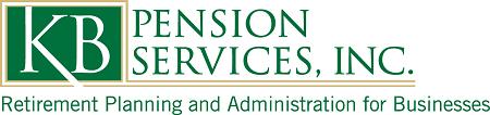 Logo for KB Pension Services