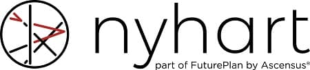 Logo for Nyhart, part of FuturePlan by Ascensus