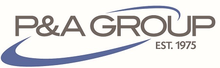Logo for P&A Group