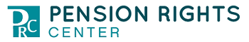 Logo for Pension Rights Center