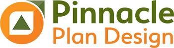 Logo for Pinnacle Plan Design