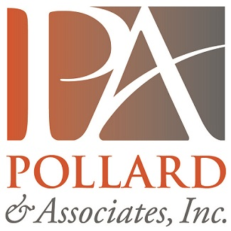 Logo for Pollard & Associates, Inc.