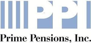 Logo for Prime Pensions, Inc.
