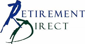 Logo for Retirement Direct