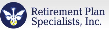 Logo for Retirement Plan Specialists, Inc.