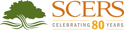 Logo for Sacramento County Employees' Retirement System (SCERS)