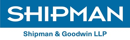 Logo for Shipman & Goodwin LLP