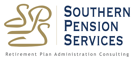 Logo for Southern Pension Services