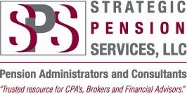 Logo for Strategic Pension Services, LLC