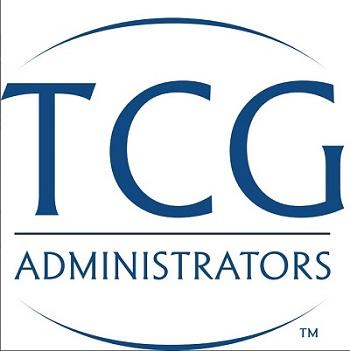 Logo for TCG Administrators, LP