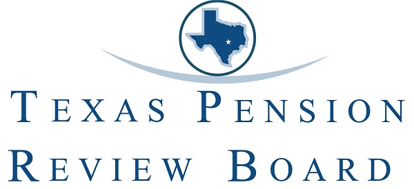 Logo for Texas Pension Review Board