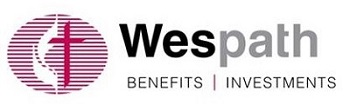 Logo for Wespath Benefits and Investments
