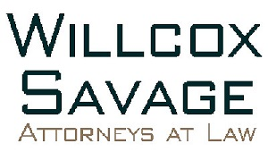 Logo for Willcox & Savage, P.C.